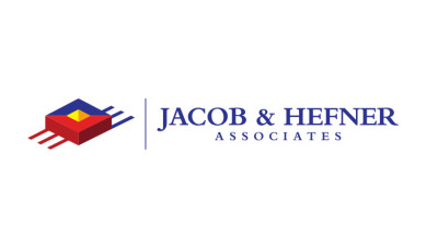 Jacob and Hefner Associates logo - COLOR