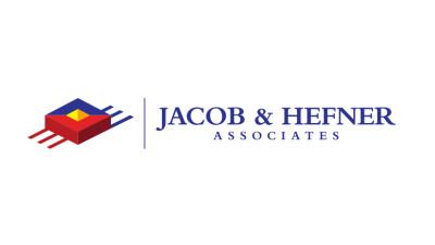 Jacob and Hefner Associates logo - COLOR
