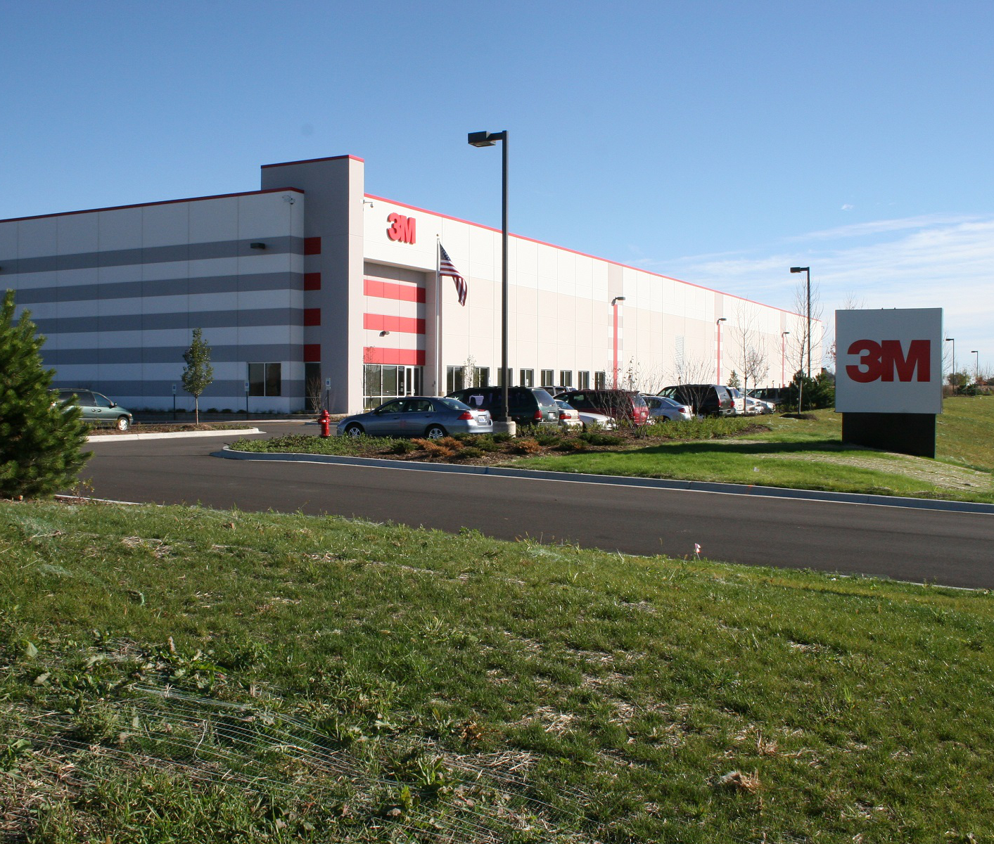 3M Midwest Distribution Center - Park 88 - taller
